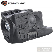 StreamLight Glock 42 43 WEAPONLIGHT 100 Lumens TLR-6 69280