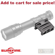 SureFire Off-Set RAIL MOUNT for Scout Light w/ Screw-Clamp M300 M600 RM45-BK - Add to cart for sale price!