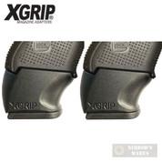X-Grip Use GLOCK Gen5 17 22 31 FULL-Size MAG in Gen 3-5 GLOCK 26 27 33 GL2627G5 2-PACK