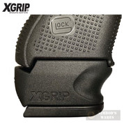X-Grip Use GLOCK Gen5 19 23 32 Std. MAG in Gen 3-5 GLOCK 26 27 33 GL2627CG5