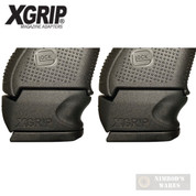 X-Grip Use GLOCK Gen5 19 23 32 Std. MAG in Gen 3-5 GLOCK 26 27 33 GL2627CG5 2-PACK