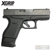 X-Grip Use ETS GLK-43-9 9mm 9 Round MAG in GLOCK 43 G43 GL43-9