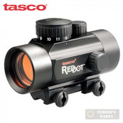 Tasco ProPoint RED DOT SIGHT .22 Rimfire Shotgun Handgun 1x30mm 5 MOA BKRD3022