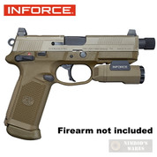 InForce APL Gen3 Pistol WEAPON LIGHT 400 Lumens A-06-1