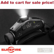 SureFire MAXIMUS HEADLAMP 1 to 1000 Lumens Rechargeable HS3-A-BK - Add to cart for sale price!