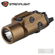 Streamlight TLR-VIR II WeaponLight 300 Lumens + Infrared Coyote 69191