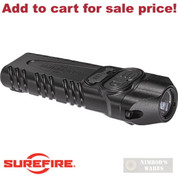 SureFire STILETTO PRO FLASHLIGHT Rechargeable 25 300 1000 LUMENS PLR-B - Add to cart for sale price!