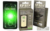 BRITE-STRIKE APALS10-GRN Adhesive Light Strips GREEN x 10 Pk.