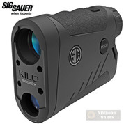 Sig KILO1800BDX Laser RANGEFINDER 6x22mm Up To 2000 yds. SOK18601