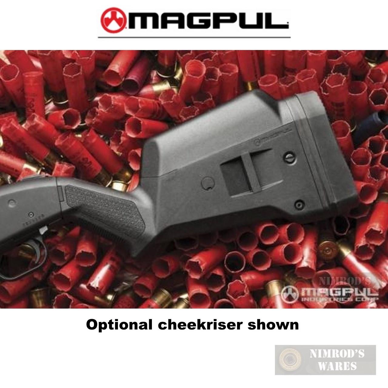 MAGPUL Mossberg 500//590//590A1 12GA Shotgun SGA STOCK MAG490-FDE