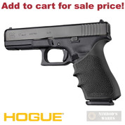 Hogue GLOCK 17 19X 20-24 etc. Gen 1, 2, 5 9mm 357SIG 40SW 45GAP 17020