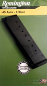 REMINGTON 1911 Gov't 45ACP 8 Round Steel Magazine 19624
