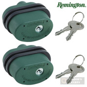 Remington Trigger Block GUN LOCK 2-PACK Rifle Pistol Shotgun 18491