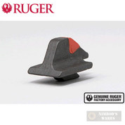 Ruger GP100 Red Ramp FRONT SIGHT Steel 90074 RFS