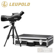 Leupold SX-1 Ventana 2 Angled SPOTTING SCOPE KIT 15-45x60mm Tripod Case 170758