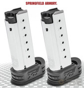 Springfield XD-S XDS .40 S&W 7 Round MAGAZINE 2-PACK Extended XDS4007