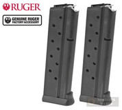 Ruger SR1911 Competition 9mm 10 Round MAGAZINE 2-PACK 90687