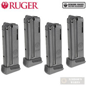 Ruger LCP II .22 LR 10 Round MAGAZINE 4-Pk Factory 90697