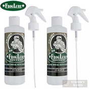 FrogLube Firearm Carbon / Metal Super DEGREASER 2-PACK All-Natural 15219 (With Separate Pump Spray Nozzle)