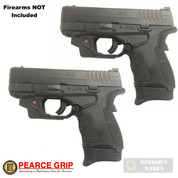 Pearce Grip SPRINGFIELD XDS XDE XDS Mod2 +1 GRIP EXTENSION 2-PACK PG-XDS+