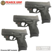 Pearce Grip SPRINGFIELD XDS XDE XDS Mod2 +1 GRIP EXTENSION 3-PACK PG-XDS+