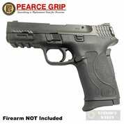 "Pearce Grip S&W M&P Shield EZ .380 ACP GRIP EXTENSION 0.5"" PG-EZ"