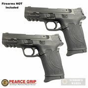 "Pearce Grip S&W M&P Shield EZ .380 ACP GRIP EXTENSION 2-PACK 0.5"" PG-EZ"