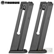 Taurus TX22 .22LR 10 Round MAGAZINE 2-PACK OEM 358-0017-02