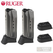 Ruger AMERICAN COMPACT 9mm 10 Round MAGAZINE 2-PACK 90617