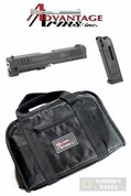 Advantage Arms SPRINGFIELD XDM 9/40 CONVERSION KIT + Range Bag XDM940-4M