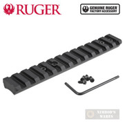 Ruger American SCOPE BASE RAIL .22LR Picatinny 90674