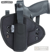 Uncle Mike's IWB Tuckable HOLSTER 1911 Gov't Commander Officer SZ 19 AMBI 55190