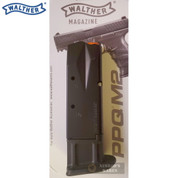 Walther PPQ M2 9mm 10 Round MAGAZINE Anti-Friction Coating 2847205