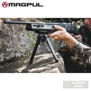 "Magpul BIPOD Sling Stud QD 6.3""-10.3"" Adjustable 50° Tilt MAG1075-BLK"