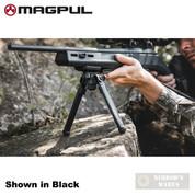 """Magpul BIPOD Sling Stud QD 6.3""""-10.3"""" Adjustable 50° Tilt MAG1075-FDE"""