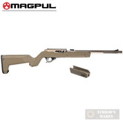 MAGPUL X-22 BACKPACKER STOCK + FOREND for Ruger 10/22 TakeDown MAG808-FDE MAG1066-FDE