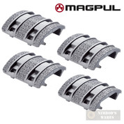 Magpul XTM Enhanced RAIL COVER PANELS Picatinny 4-pcs MAG510-GRY
