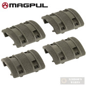 Magpul XTM Enhanced RAIL COVER PANELS Picatinny 4-pcs MAG510-ODG