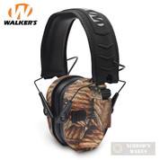 Walker's RAZOR EAR MUFFS Right to Bear Arms Ultra Low Profile NRR 23 GWP-RSEM-BARM