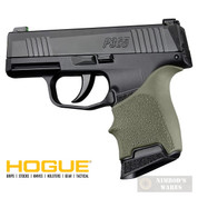 Hogue SIG SAUER P365 GRIP SLEEVE OD Green 18701
