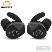 Walker's SILENCER BT 2.0 Ear Buds NRR 24 Smartphone Compatible WALGWP-SLCR2-BT