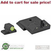 XS S&W M&P & M2.0 Shield R3D NIGHT SIGHTS SET SW-R033S-6G - Add to cart for sale price!