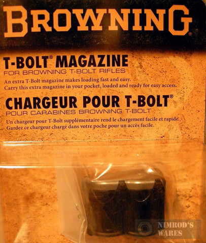 BROWNING 112055290 T-Bolt Double-Helix 22LR 10Rd Magazine