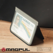 Magpul DAKA Everyday Folding WALLET Ultra-Slim Transparent ID Pocket 7 Cards MAG1095-ODG