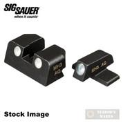 Sig Sauer P320 .40SW .45ACP SigLite NIGHT SIGHTS SET Tritium SIGLITE4045