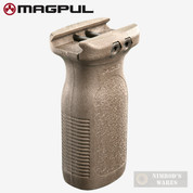 Magpul RVG Rail Vertical FORE GRIP 1913 Picatinny MAG412-FDE