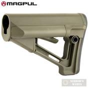 Magpul STR Carbine STOCK AR15 M4 MIL-SPEC OD Green MAG470-OD