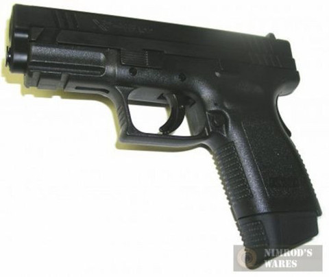 Pearce Grip PGXD45+ NEW Springfield XD45 Grip Ext. to Mag