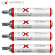 Umarex CO2 x 4 Cartridges 88 GRAMS 2252534