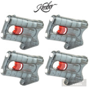 Kimber PEPPER BLASTER II 4-PACK 112 MPH Delivery 13ft Range Self-Defense LA98002